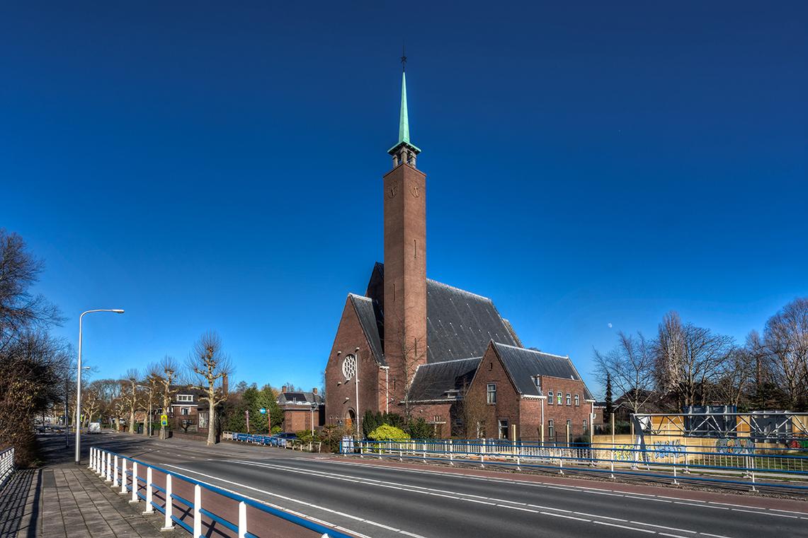 ANNA kerk Amstelveen cultureel centrum en proeflokaal Naeckte Brouwers
