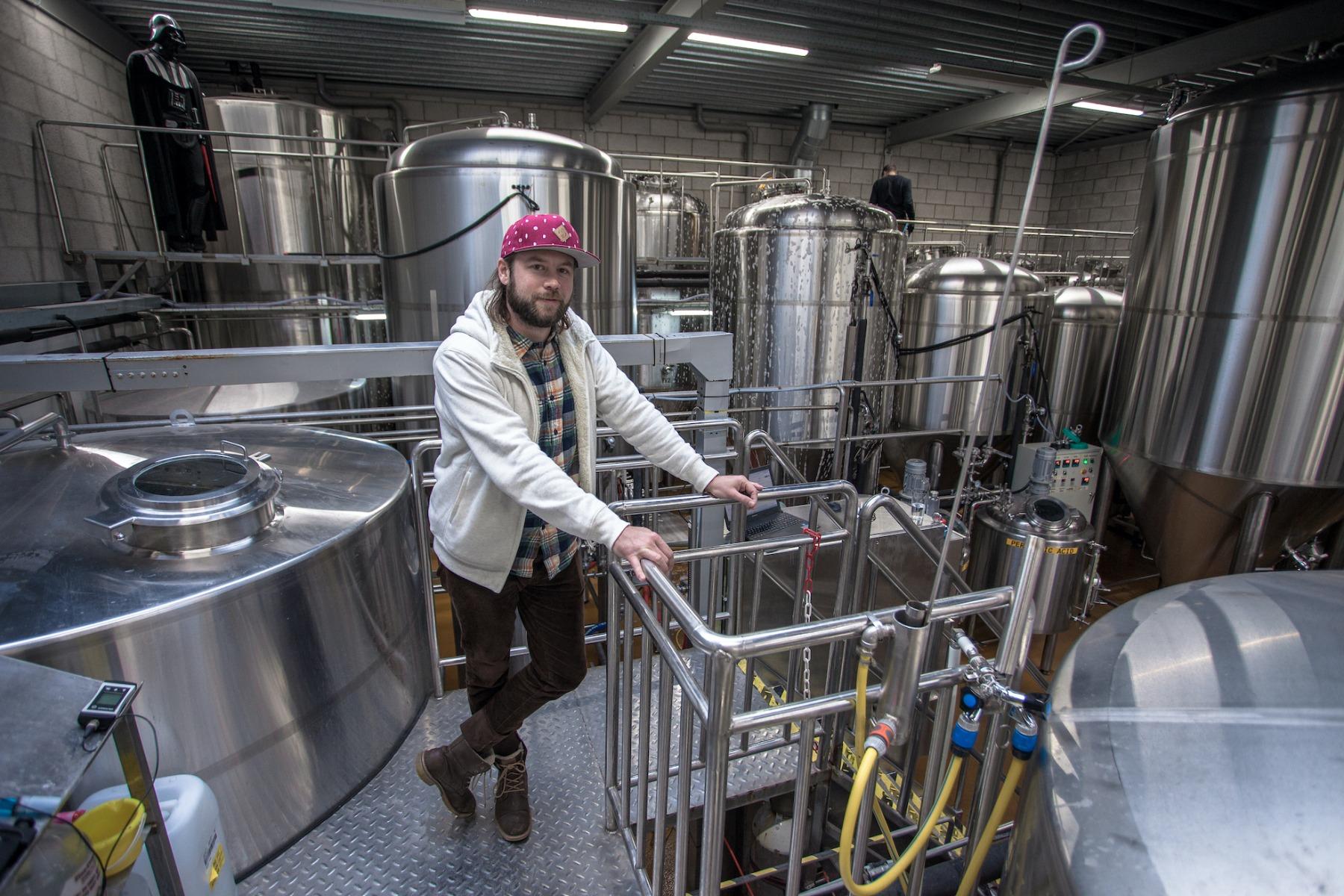 'Ik geloof in samenwerking tussen brouwerijen'