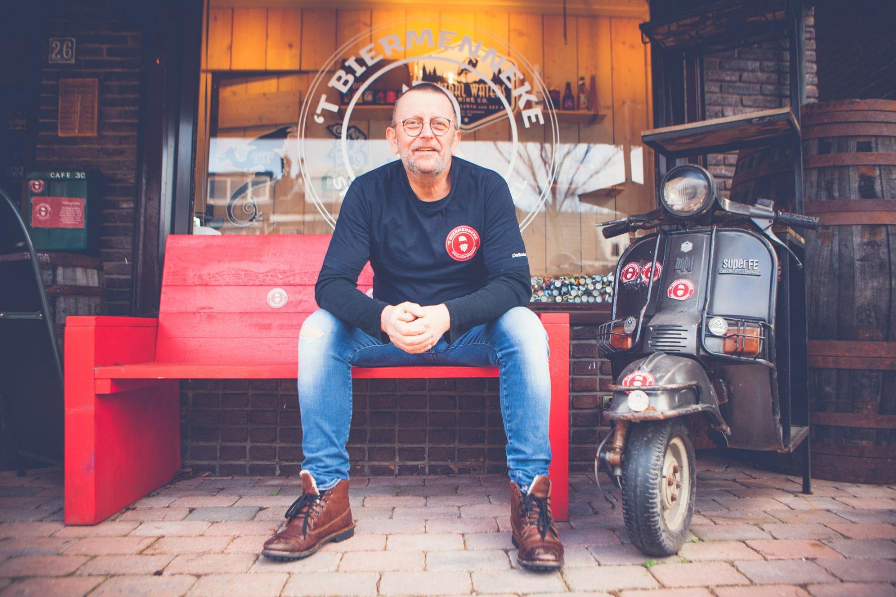 't Biermenneke; kleine winkel, grote passie