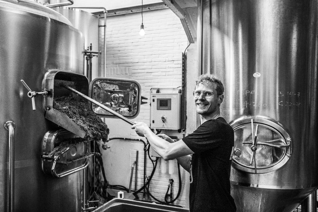 De smaak van Martijn Swierstra (brouwerij Martinus)