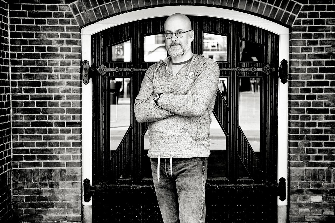 Michel Ordeman, Jopen Brouwerij, CRAFT vereniging. Fotografie: Jos van den Broek