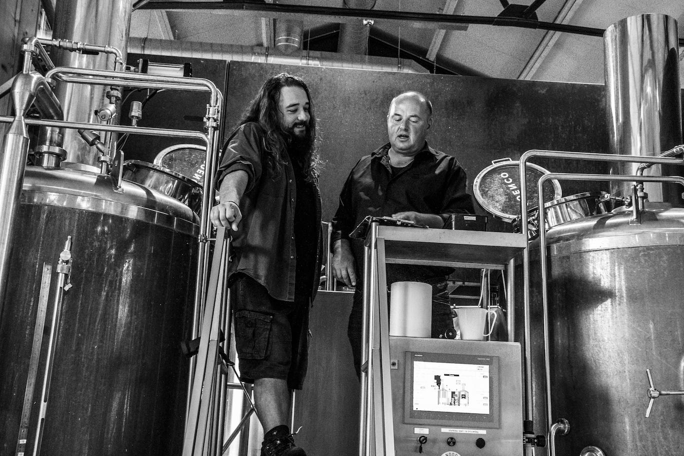 Johan Beirneart Munôz brouwerij de Werf