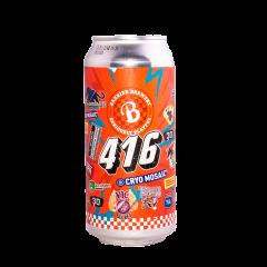 Baxbier - Bandwagon 416