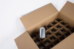 HCB Verzenddoos voor Blikken - 150 Stuks + VERZENDING