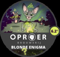 Oproer - Blonde Enigma