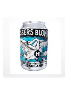 Brouwerij Homeland - Brassers Blond