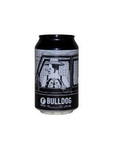 Frontaal - Bulldog Fust