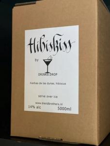 BlendBrothers - Hibiskiss Cocktail - BIB 5 liter