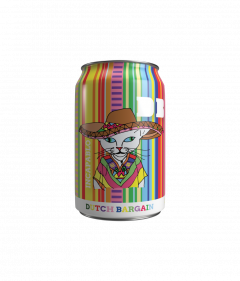 Dutch Bargain - Incapablo - Mexican Lager