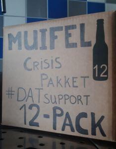 Muifelbrouwerij - Crisis Survivalpack - 12 Bieren