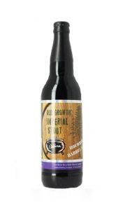 Caldera Brewing Company - Old Growth Bourbon Barrel Aged