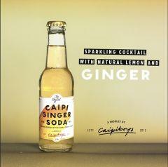 Caipi Boys - Caipi Ginger Soda