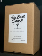 BlendBrothers - Gin Basil Smash Cocktail - BIB 5 liter