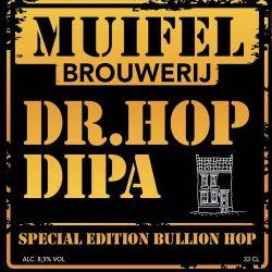 Muifelbrouwerij - Dr Hop DIPA Bullion Hop Special