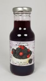 Cranberry Bramen Sap Dutch Label