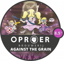 Oproer - Against The Grain (Glutenvrij!)