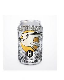 Brouwerij Homeland - Amsterdams Wit