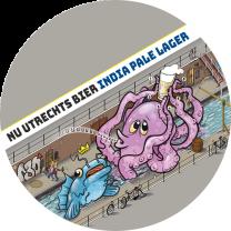 Oproer - Nu Utrechts Bier India Pale Lager