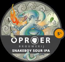 Oproer - Snakeboy Sour IPA