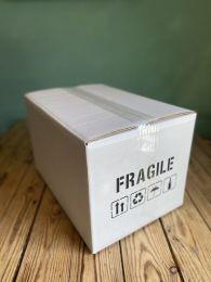 HCB Verzenddoos voor 12 Blikken/Flessen - 150 Stuks + Verzending