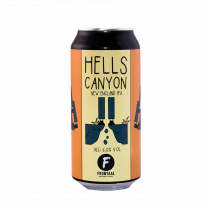 Frontaal – Hells Canyon