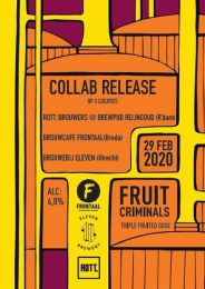 Fruit Criminals (Leverbaar vanaf maart 2020)