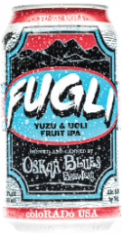 Oskar Blues Fugli Yuzu & Ugli Fruit IPA