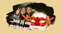 Eigen Label - Carnaval- masker