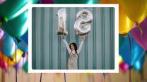 Eigen Label - Verjaardag - Ballonnen