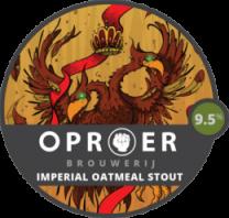 Oproer - Imperial Oatmeal Stout