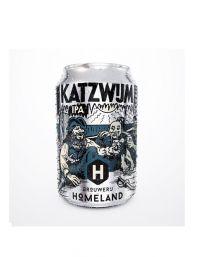 Brouwerij Homeland - Katzwijm IPA