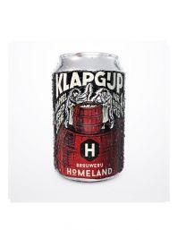 Brouwerij Homeland - Klapgijp #1 - BA Serie