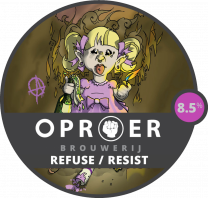 Oproer - Refuse / Resist