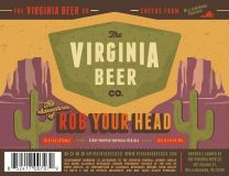 Virginia Beer Company - Rob Your Head - Release: 19-10-2020