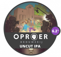 Oproer - Uncut IPA (Kveik IPA)