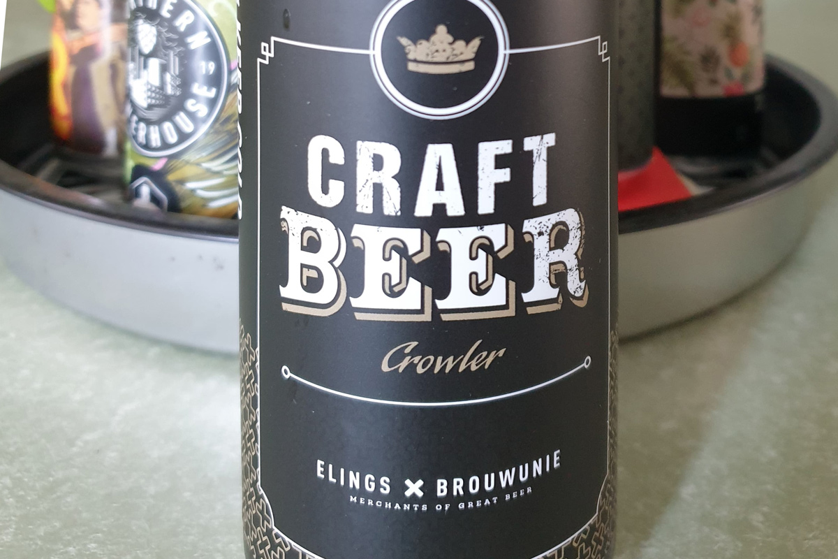 Crowlers en COVID-19 - innovatie in het bierlandschap