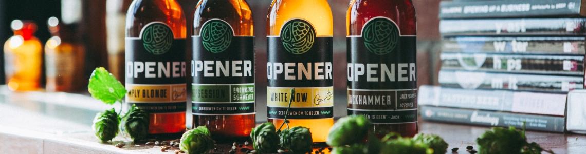 Opener Bierbrouwerij